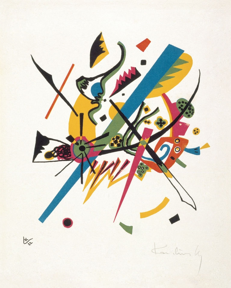 Wassily-Kandinsky_1922-1922_Plate-1-from-the-portfolio-Small-Worlds